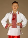 Вишитий костюм для хлопчика КХ 7-2
