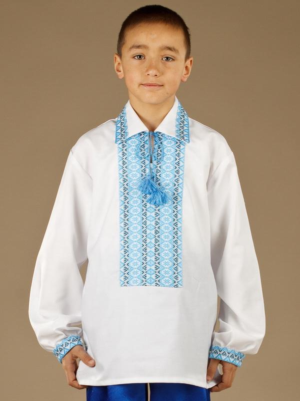 Вишита сорочка ЧС 23-36
