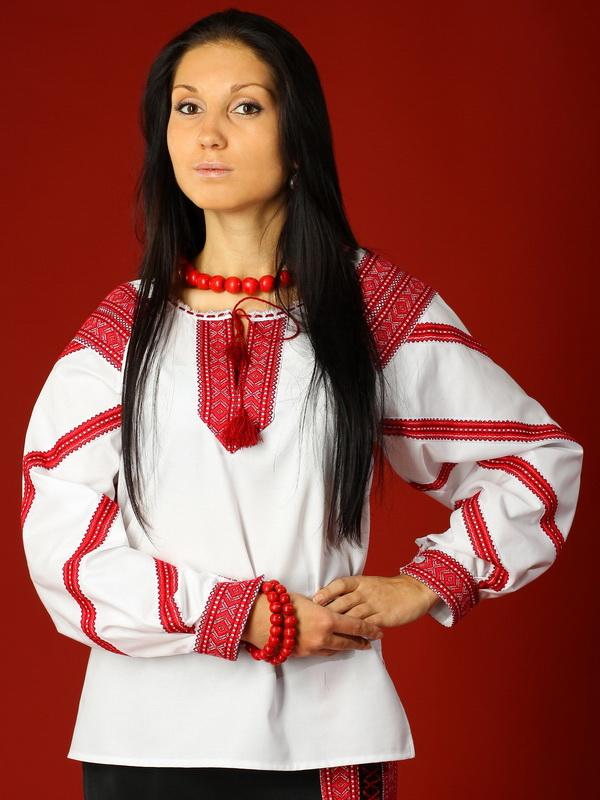 Вишита блуза ЖБ 15-13
