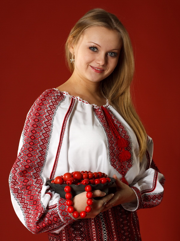 Вишиванка-блуза ЖБ 118-16