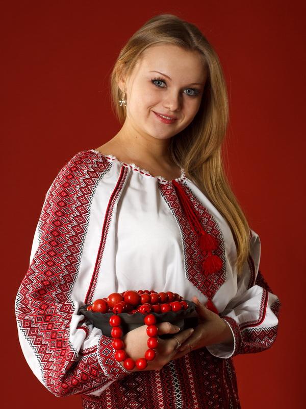 Вишита блуза ЖБ 118-16
