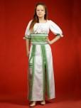 Вишитий жіночий костюм ЖК 23