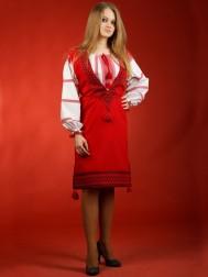 Вишитий костюм ЖК 35