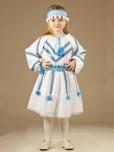 Вишитий костюм для дівчинки ЖК 38-4