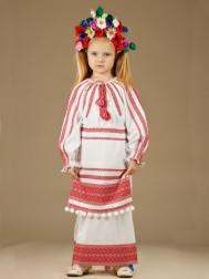 Вишитий костюм ЖК 46-11