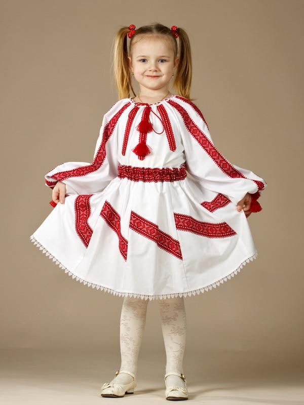 Вишитий костюм для дівчинки ЖК 59-13 - купити 8ad6ea8bb24b3