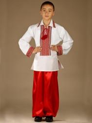 Вишитий костюм КХ 7-2