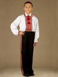 Вишитий костюм КХ 11-2