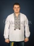 Вишита сорочка хрестиком ЧСВ 1-6