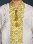 Вишита сорочка хрестиком ЧСВ 12-5