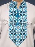 Вишита сорочка хрестиком ЧСВ 22-2