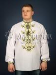 Вишита сорочка хрестиком ЧСВ 28-2