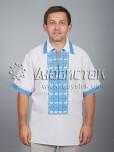 Вишита сорочка хрестиком ЧСВ 31-2