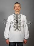 Вишита сорочка хрестиком ЧСВ 48-5