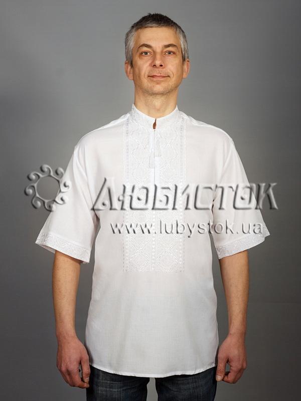 Вишита сорочка гладдю ЧСВ 50-1