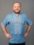 Вишита сорочка гладдю ЧСВ 51-1