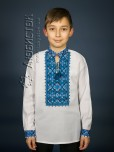 Вишита сорочка хрестиком ЧСВ 15-3-Д