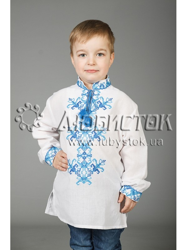 Вишита сорочка хрестиком 28-5-Д