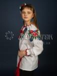 Вишиванка для дівчинки ЖБВ 13-1
