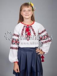 Вишита блуза ЖБВ 15-1