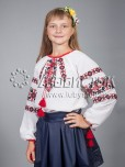 Вишиванка для дівчинки ЖБВ 15-1