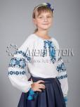 Вишиванка для дівчинки ЖБВ 15-3