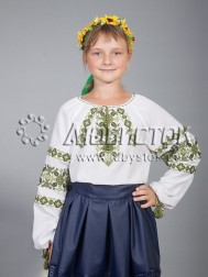 Вишита блуза ЖБВ 15-5