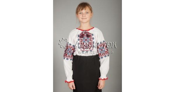 Вишиванка для дівчинки ЖБВ 19-2 - купити 5be7ecb3978eb