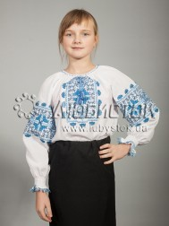 Вишита блуза ЖБВ 19-5