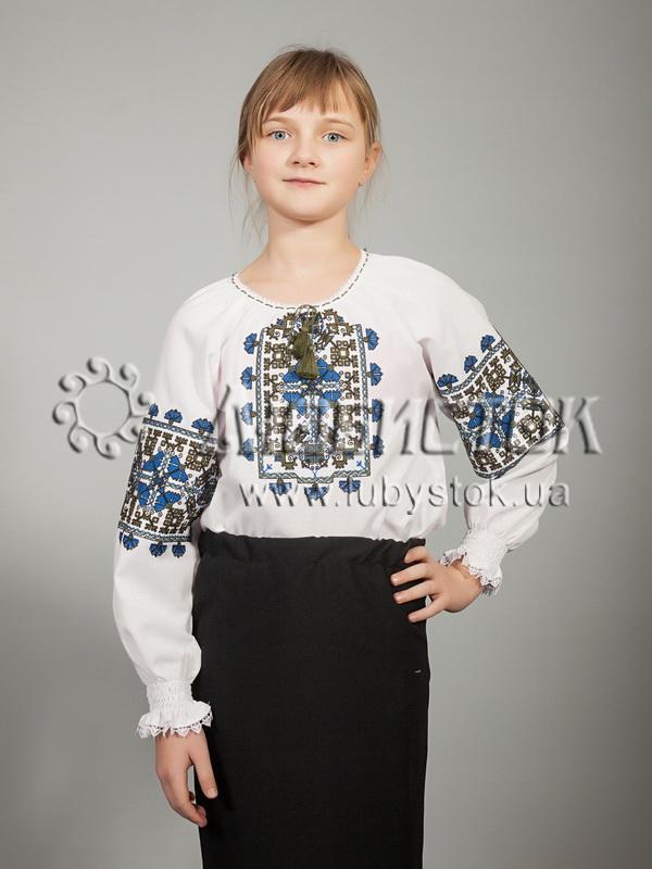 Вишита блуза ЖБВ 19-6