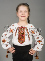 Вишита блуза ЖБВ 33-1