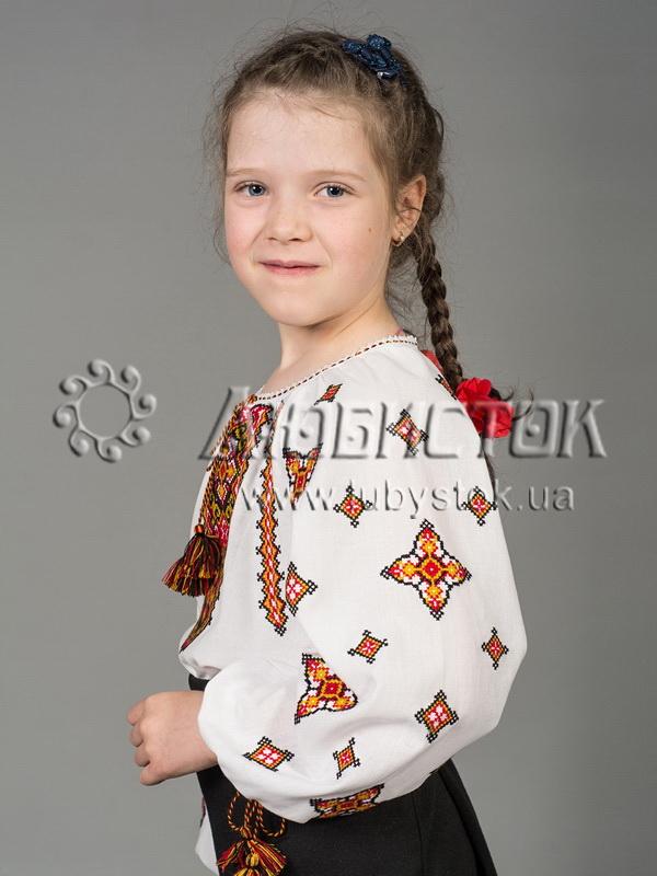 Вишиванка для дівчинки ЖБВ 33-1 - купити 8d88b9d993885