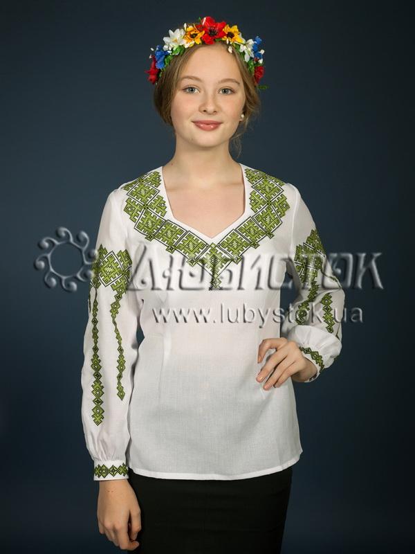 Вишиванка-блуза ЖБВ 2-2