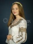 Вишиванка-блуза ЖБВ 2-3