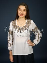 Вишиванка-блуза ЖБВ 3-4