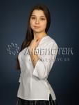 Вишиванка гладдю жіноча ЖБВ 4-1