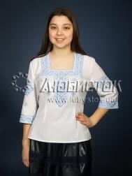Вишиванка-блуза ЖБВ 4-2