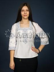 Вишиванка-блуза ЖБВ 4-3