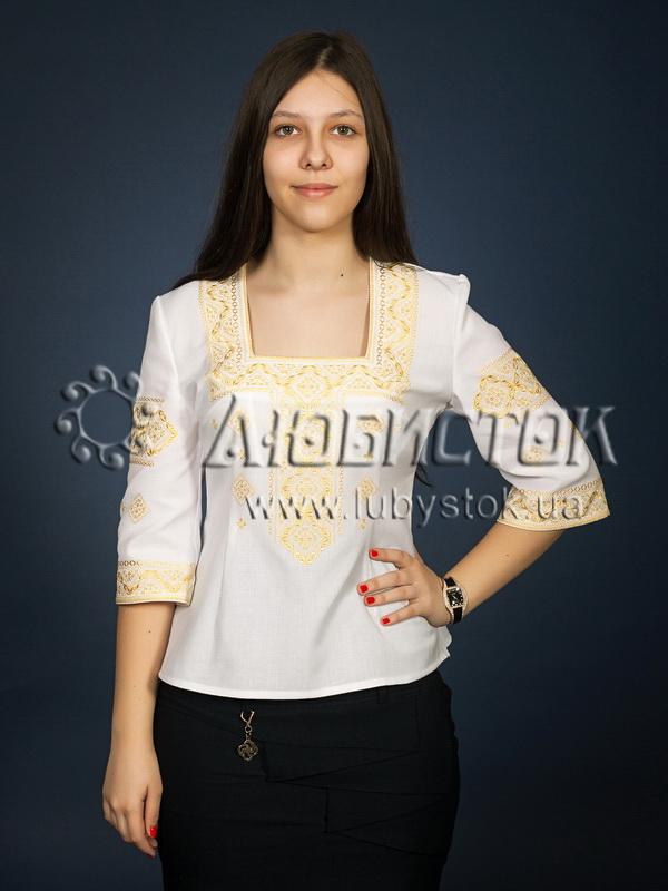 Вишиванка-блуза ЖБВ 4-4