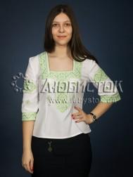 Вишиванка-блуза ЖБВ 4-6