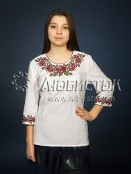 Вишиванка-блуза ЖБВ 6-7