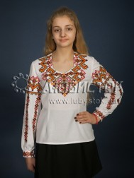 Вишиванка-блуза ЖБВ 8-1
