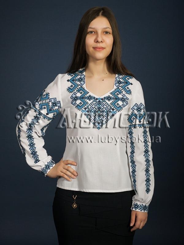 Вишиванка-блуза ЖБВ 8-2