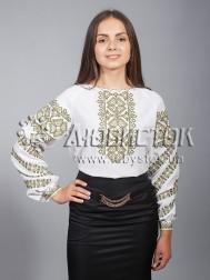 Вишиванка-блуза ЖБВ 9-4