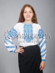 Вишиванка-блуза ЖБВ 9-7