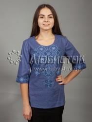 Вишиванка-блуза ЖБВ 10-2