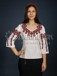 Вишиванка-блуза ЖБВ 12-1
