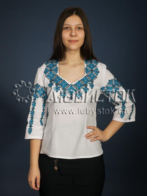 Вишиванка-блуза ЖБВ 12-2
