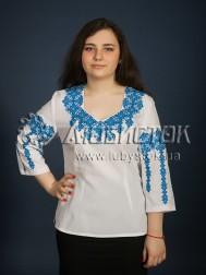 Вишиванка-блуза ЖБВ 12-4