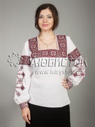 Вишиванка-блуза ЖБВ 17-1